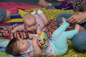 Babies at Belmont